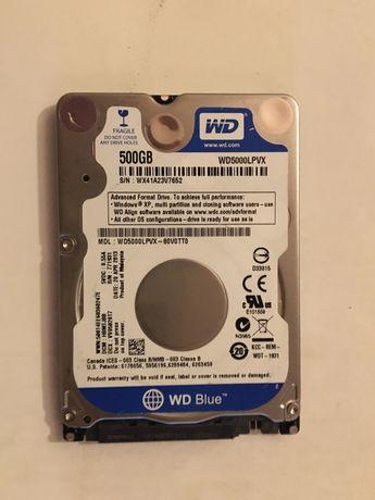 Жесткий диск WD blue