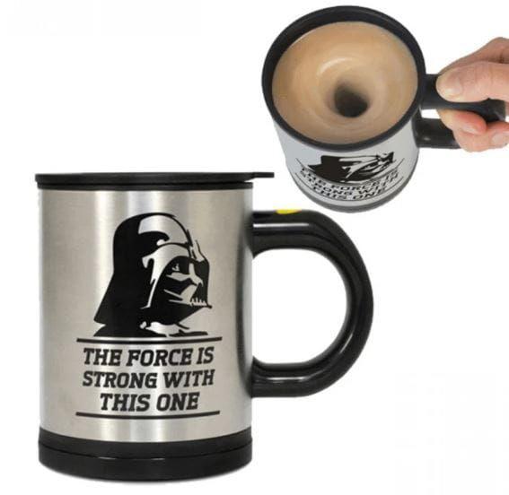 Star Wars Force Mug - Kubek Czechowice-Dziedzice - image 1