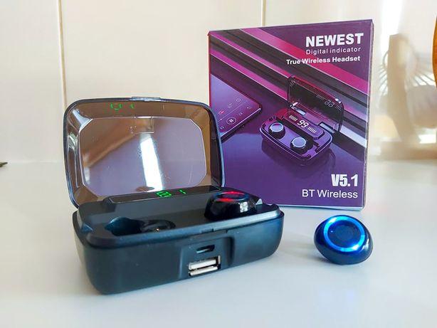 Auriculares Bluetooth novos vários estilos e cores