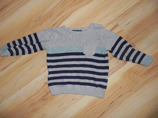 Sweterek rozmiar 80
