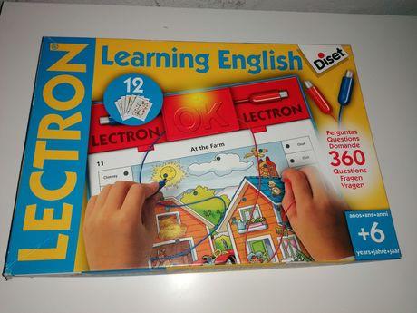 Jogo aprendizagem inglês
