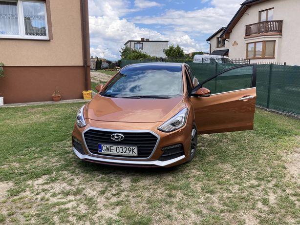Hyundai I30 Motoryzacja