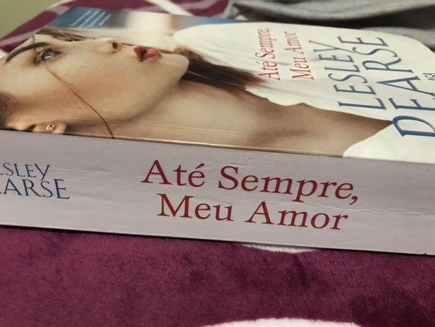 """Vende-se livro"""" Até sempre meu amor"""""""
