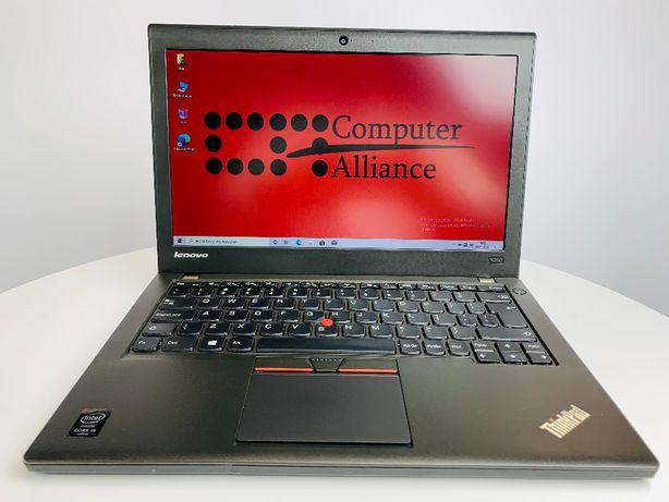 Lenovo x270 i5-6300u | 8GB | 128SSD | Ekran 12.5 HD | Klasa A+ | GW12