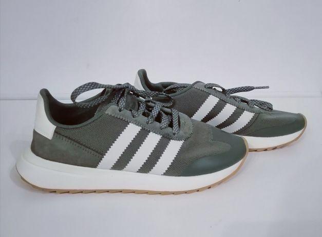 Buty Adidas nowe khaki
