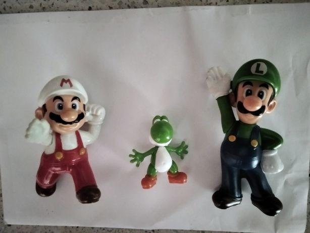 Bonecos Super Mario Bros