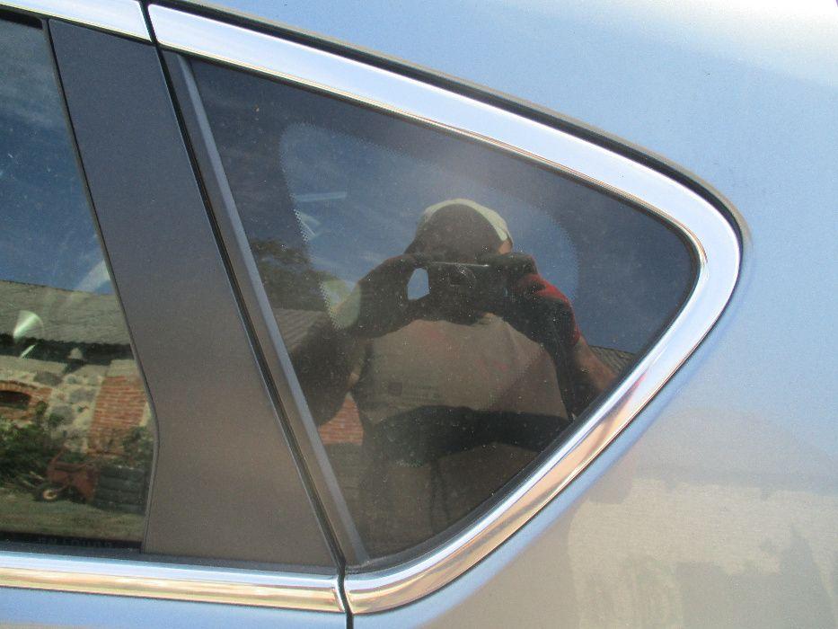 Opel Astra IV J szyba Karoseryjna Lewa tylna chrom