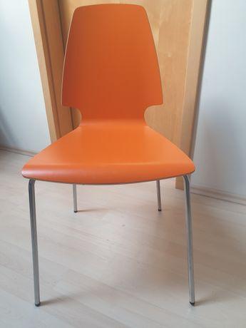 Dwa krzesła Ikea Vilmar
