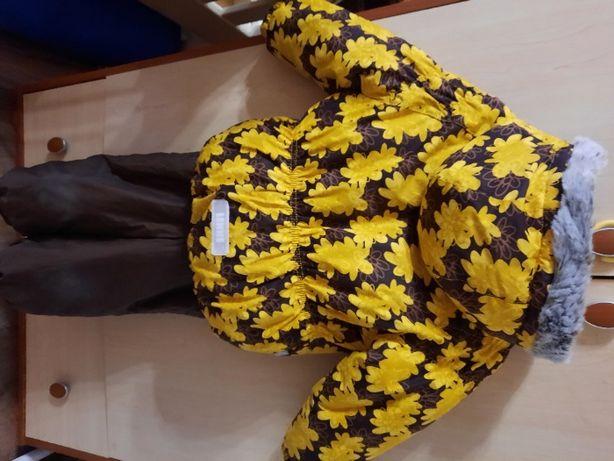 Продам зимний комбинезон с курткой Lenne 98 размер