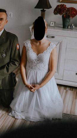 Suknia ślubna BERGAMIA