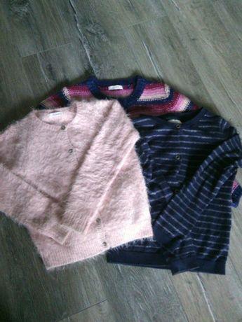 Sweterek komplet
