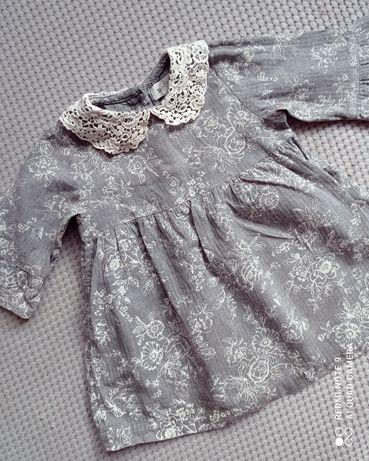 Sukienka newbie 68 KappAhl