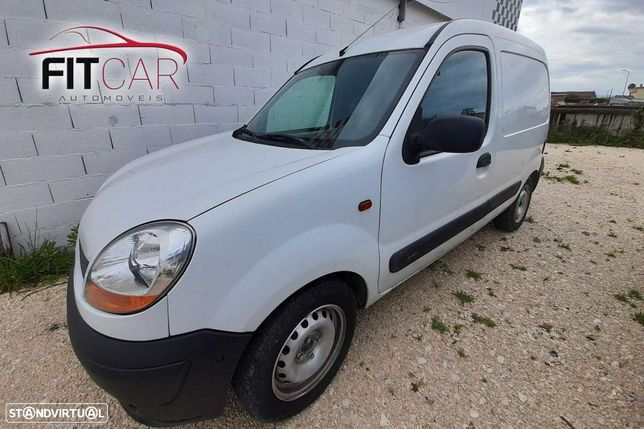 Renault Kangoo 65 1.9
