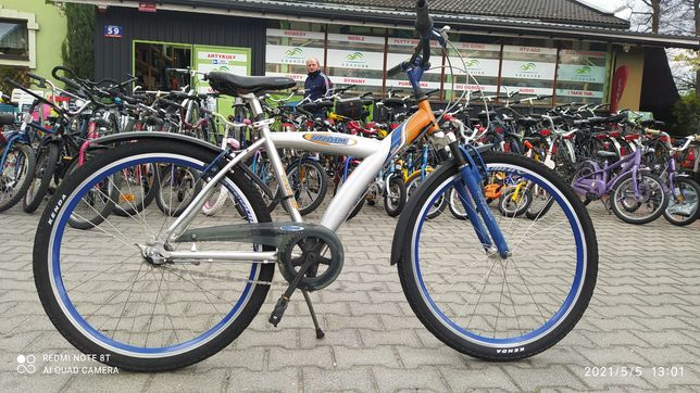 Rower Batavus Snake 3 biegi Nexus.(Krako59).