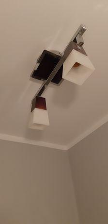 Lampy sufitowe/ kinkiety- 5 sztuk