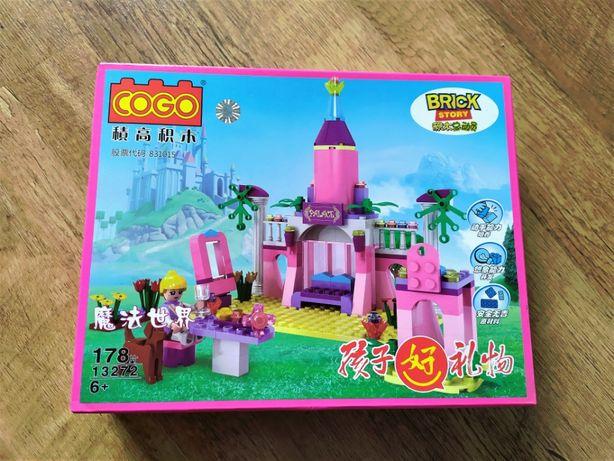 Конструктор COGO Дворец для девочек Лего совместимый Новый