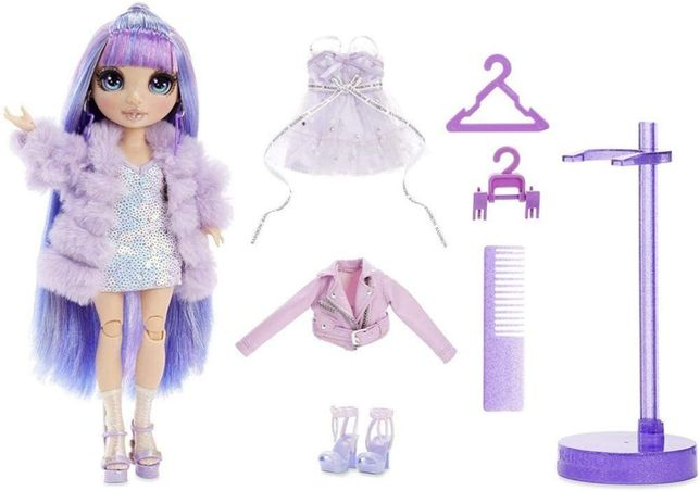 Кукла Рейнбоу Хай Вайолет Виллоу Rainbow High Violet Willow Purple