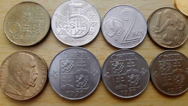 Лот №19. Редкие монеты стран Европы. Набор_1. Без повторов + бонус