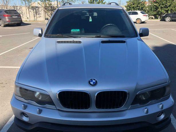 Продам BMW X-5 E-53