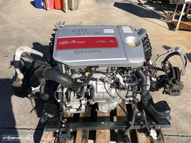 Motor  ALFA ROMEO GT 156 2.0L JTS 162CV - 932A2000