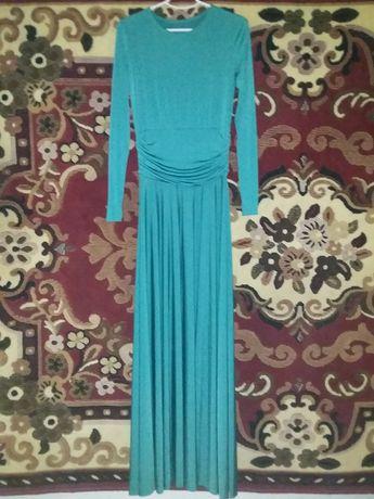 ДЛИННОЕ Платье в пол .Обмен или продажа 500гр.