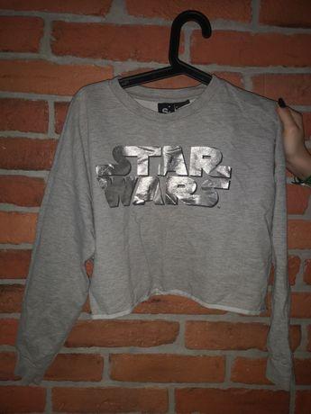 Star Wars bluza roz. S