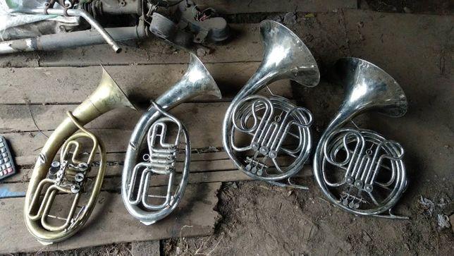 труба духовая СССР