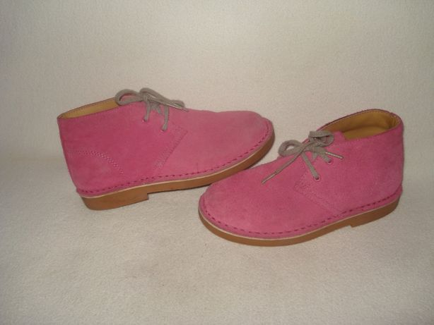 Kangol. брендовые демисезонные замшевые ботиночки