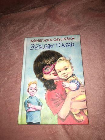 Agnieszka Chylińska Zezia Giler i Oczak