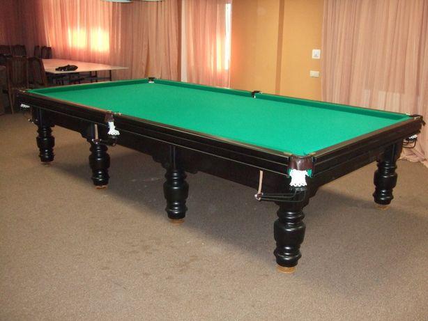 Новый с комплектом 12ф Бильярдный стол Більярдний стіл Більярд Бильярд