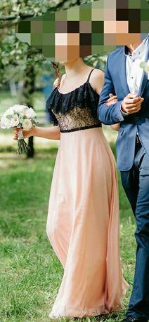 Вечернее платье/ платье для выпускного / платье для дружки