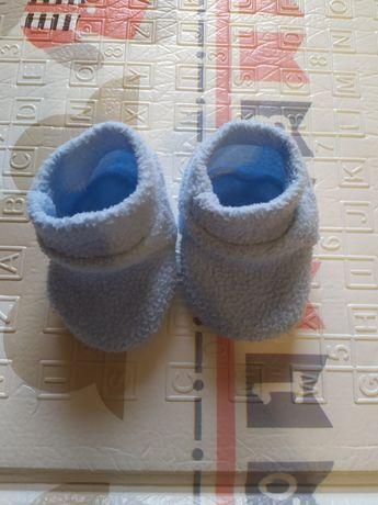 Polarkowe buciki niemowlęce