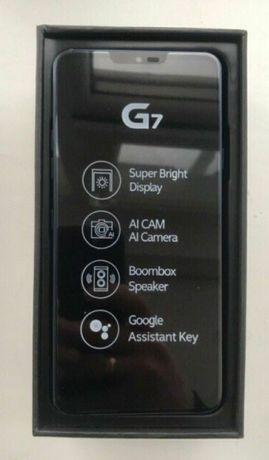 Продам LG G7 Thinq 4/64 Гб 1sim Snapdragon 845
