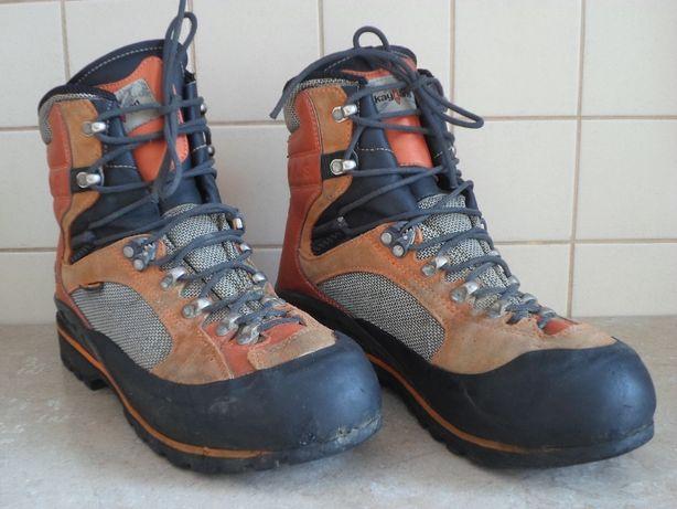 buty wysokogórskie Kayland r. 28,5 pod raki pół-automatyczne