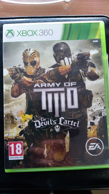 Army of Two Xbox 360 gra