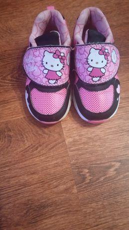 Buty adidasy na dziewczynkę