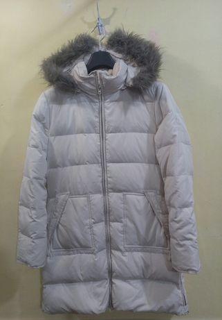 Оригинал  зимняя куртка-пуховик G.T.