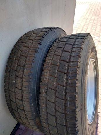 Opony Michelin XFN 295/80 22.5 Prowadzące