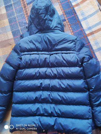 Курточка зима на подростка