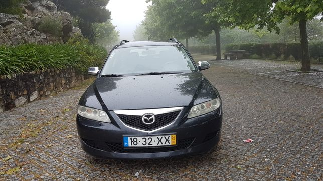 Mazda 6 2.0 Diesel 136cv