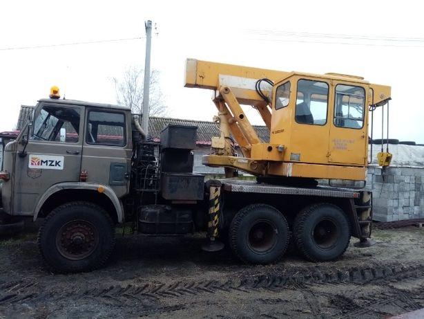 Star 266 Żuraw samochodowy
