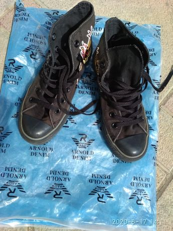 Конверси, взуття