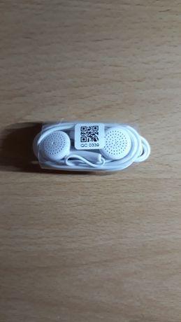 Słuchawki do telefonu Huawei - nowe.