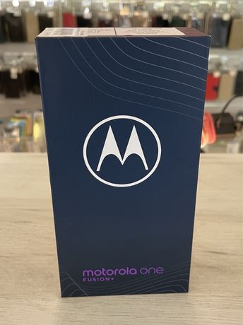 Motorola One Fusion Plus 6gb tam / 128gb nieużywana sklep