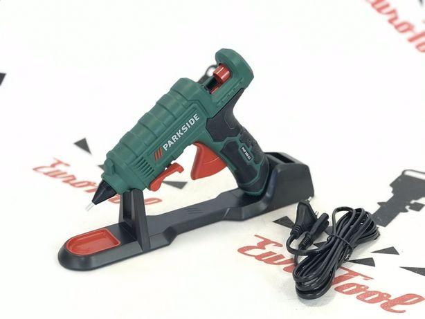 Клеевой пистолет безпроводной PARKSIDE PHP 500 E3 Германия