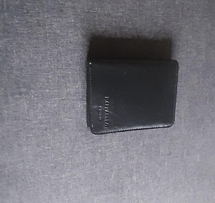 Czarny nowy portfel Mielno - image 1