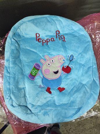 Рюкзак дитячий свинка Пеппа  рюкзачок