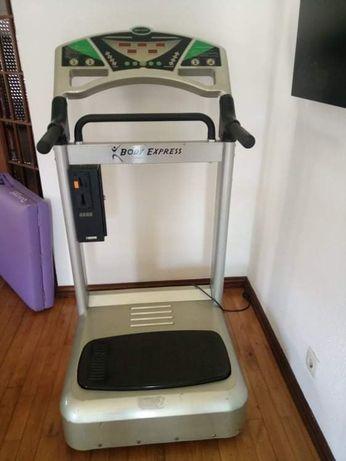 PowerPlate/ máquina vibratória de exercício