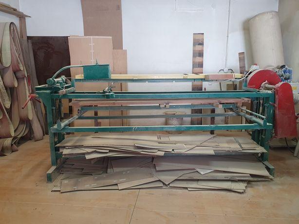 Szlifierka taśmowa, maszyna rzemieślnicza, dł stołu 250cm