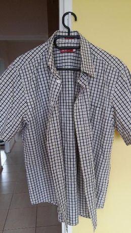 Koszula męska Carry z krótkim rękawem
